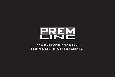 Pannelli per mobili PREM LINE: produzione pannelli lucidi per larredo