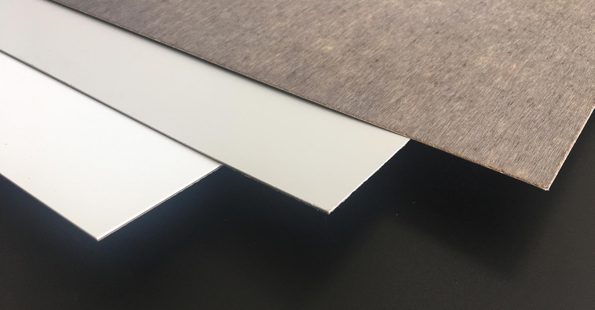 Overlay furniture panels